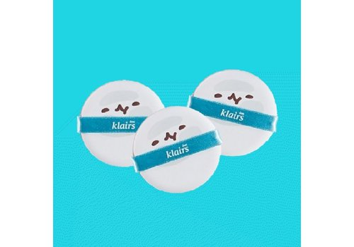 Klairs Mochi BB Cushion Air Puff (3pcs)