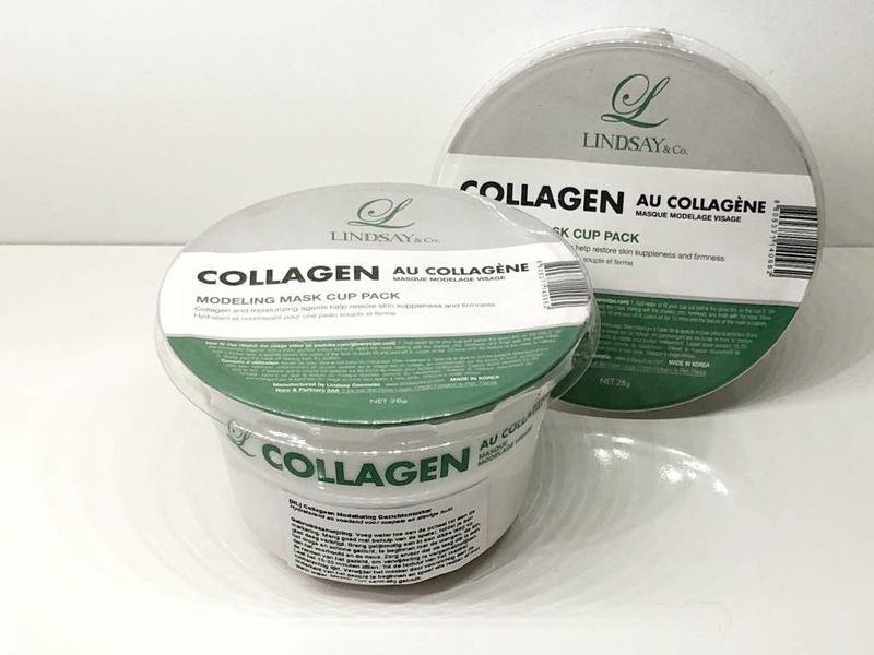 Collagen Modeling Mask Cup Pack - 28g