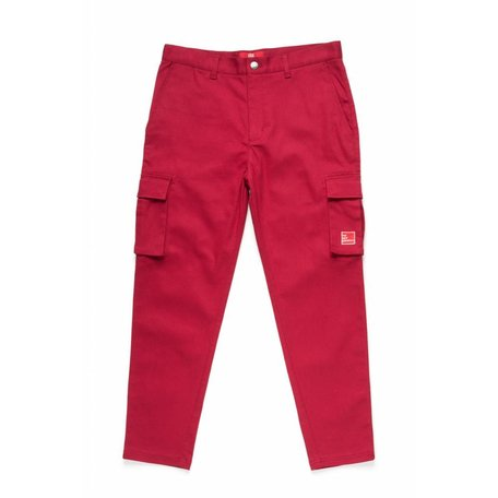 CAROTA MIDFIELD Trousers | Rust