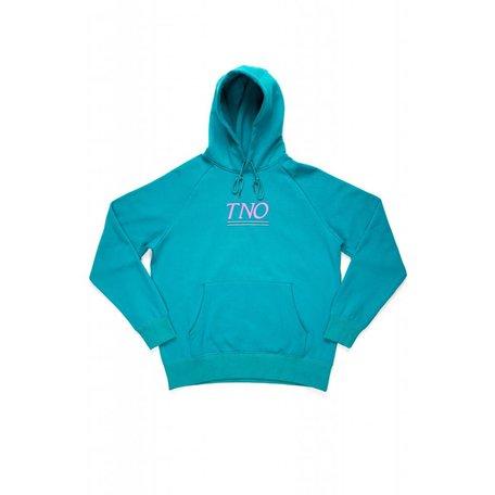 TNO UNDERLINE Hoodie | Turquoise