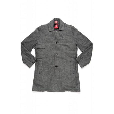 Tunica Wool Coat | Grey