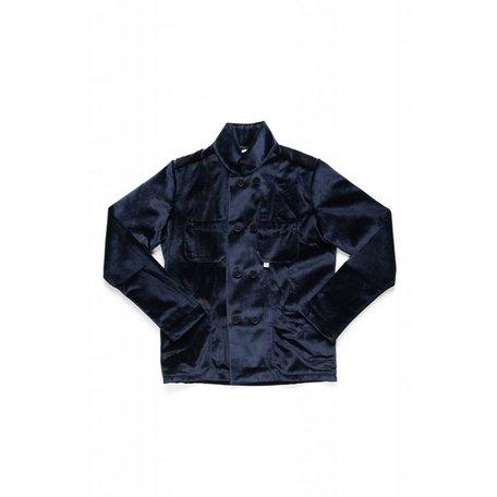 Bonne Suit | Blue Velvet