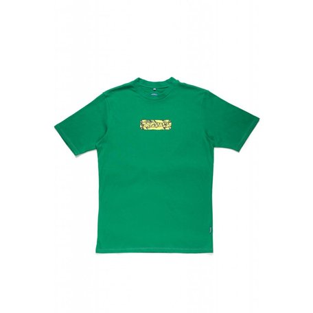 TNO BLOCK Tee | Green