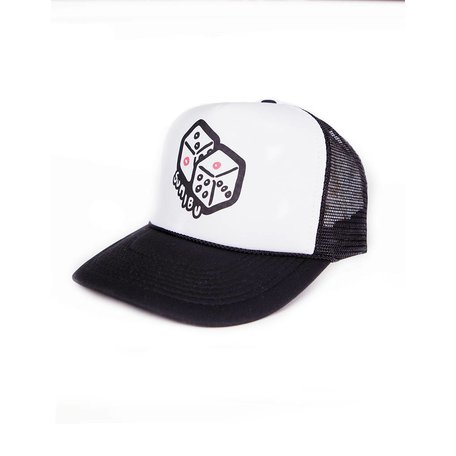 SUMIBU Dice Cap | Black