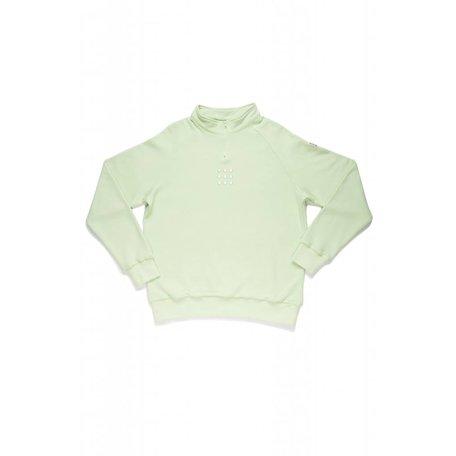 Testudo 2.0 Fleece Sweater | Mint
