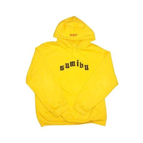 Ol' SUMIBU Hoodie | Yellow