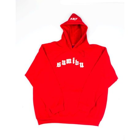 Ol' SUMIBU Hoodie | Red