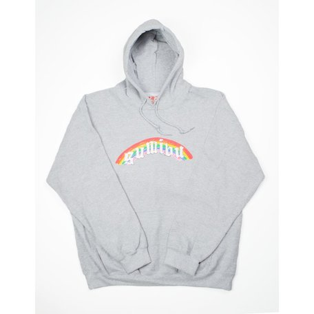Sumibu Rainbow Hoodie