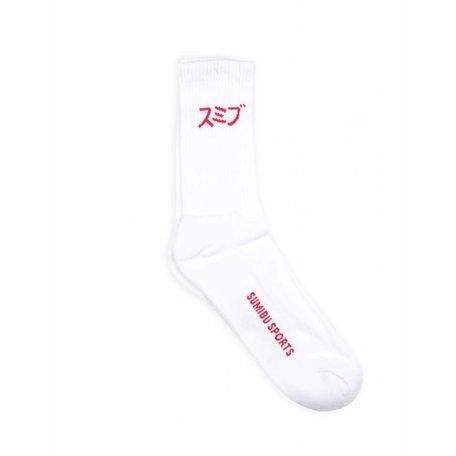 SUMIBU SPORTS Socks | Red