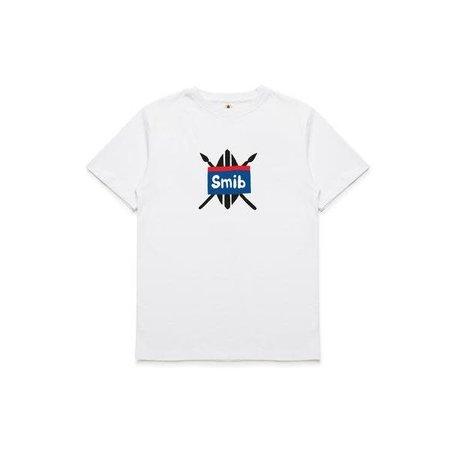 Daily Paper x SUMIBU F*CK OV T-shirt White