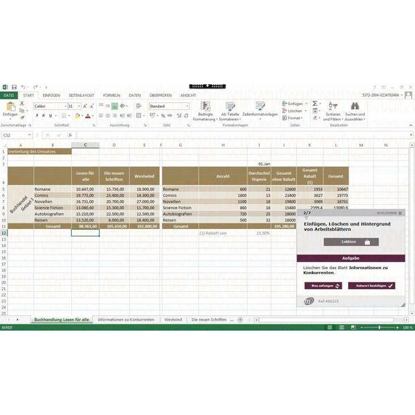 Elearning Excel 2010 Kurs Online Fortgeschrittene