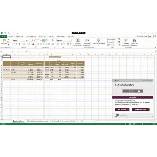 elearning excel 2010 kurs online fortgeschrittene oem office elearning menu. Black Bedroom Furniture Sets. Home Design Ideas