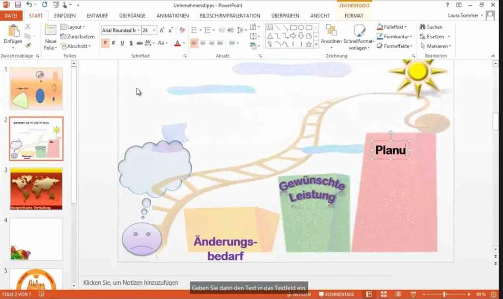 Elearning PowerPoint 2010 Kurs Online Anfänger und Fortgeschrittene ...