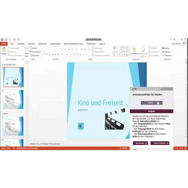 Elearning Microsoft Office 2010 Totalpaket Kurs Online Profi