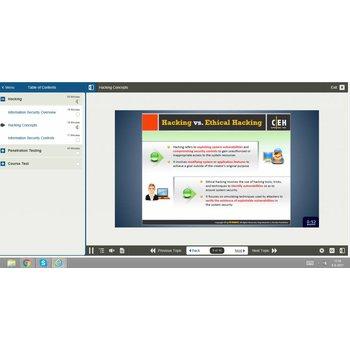E-learning Kurs für Exam CERTIFIED ETHICAL HACKER (CEH)v9