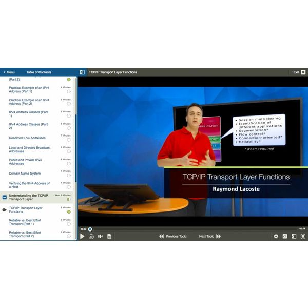 E-learning Kurs für Exam 210-065 Implementing Cisco VideoNetwork Devices (CIVND)