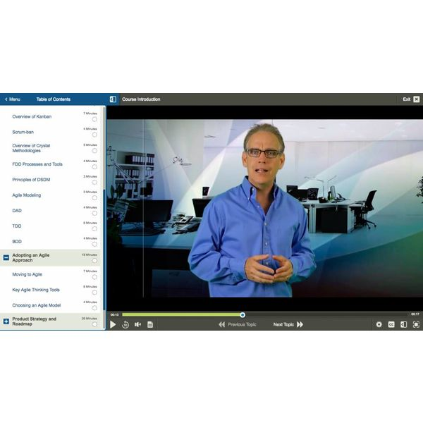 E-learning Kurs: AGILE CERTIFIED PRACTITIONER (PMI-ACP)
