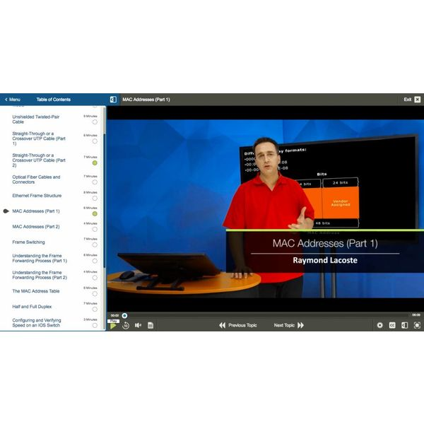E-learning Kurs: CISCO 200-105: Interconnecting Cisco Networking Devices Part 2 v.3.0 (ICND2)