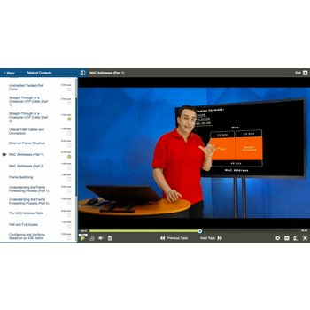 E-learning Kurs: CISCO 200-125: Interconnecting Cisco Networking Devices: Accelerated v.3.0 (CCNAX)