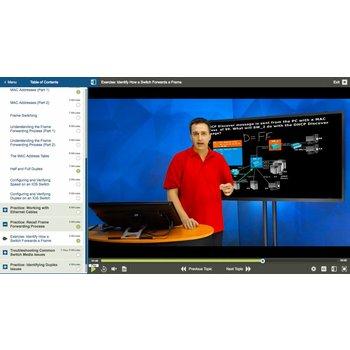 E-learning Kurs: CISCO 200-310: Designing for Cisco Internetwork Solutions (DESGN) v3.0