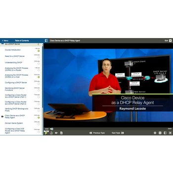 E-learning Kurs: CISCO 300-101: ROUTE: CCNP Routing and Swiitching