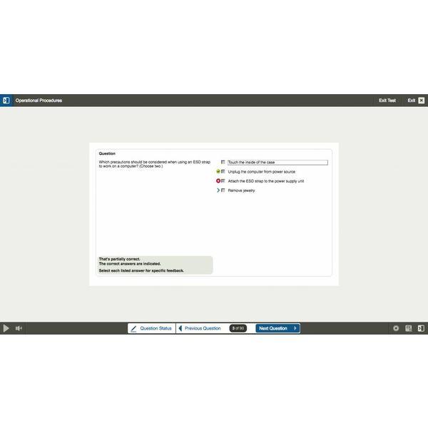 E-learning Kurs: CompTIA A+ (exam 220-901)