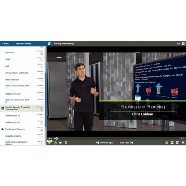 E-learning Kurs für Exam SY0-401 CompTIA Security+