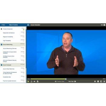 E-learning Kurs für Exam 70-534 Microsoft Azure Architecting Solutions