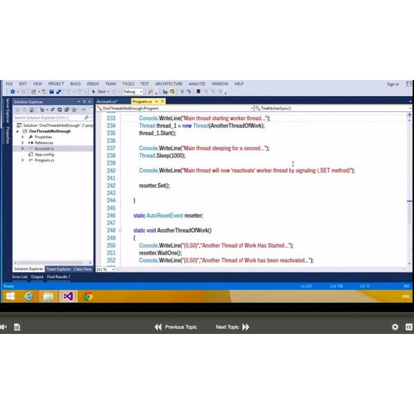 E-learning Kurs für Exam 70-462 Querying Microsoft SQL Server 2012