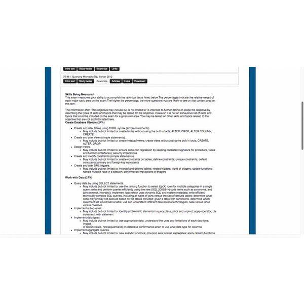 E-learning Kurs für Exam 70-411 Administering Windows Server 2012