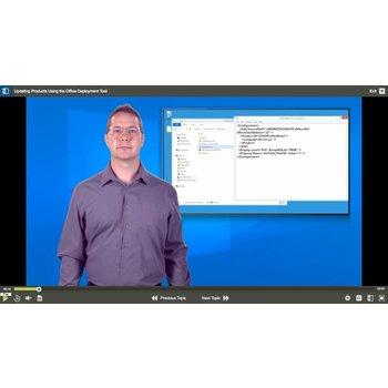 E-learning Kurs für Exam 70-417 Upgrading Your Skills to MCSA Windows Server 2012