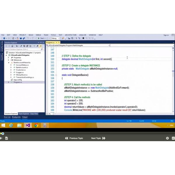 E-learning Kurs für Exam 70-413 Designing and Implementing a Server Infrastructure