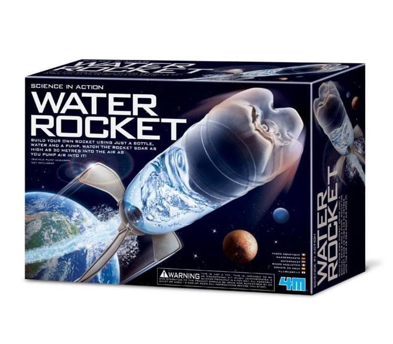 4M waterraket