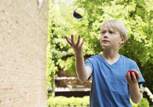 DAM Set van 3 jongleerballen
