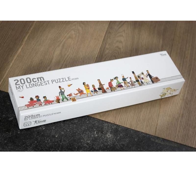 Londji My longest puzzel