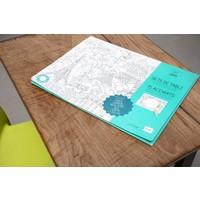 OMY wereldsteden kleurplaten