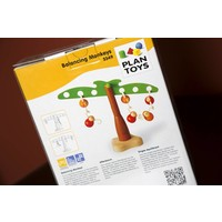 Plan Toys balancerende apen