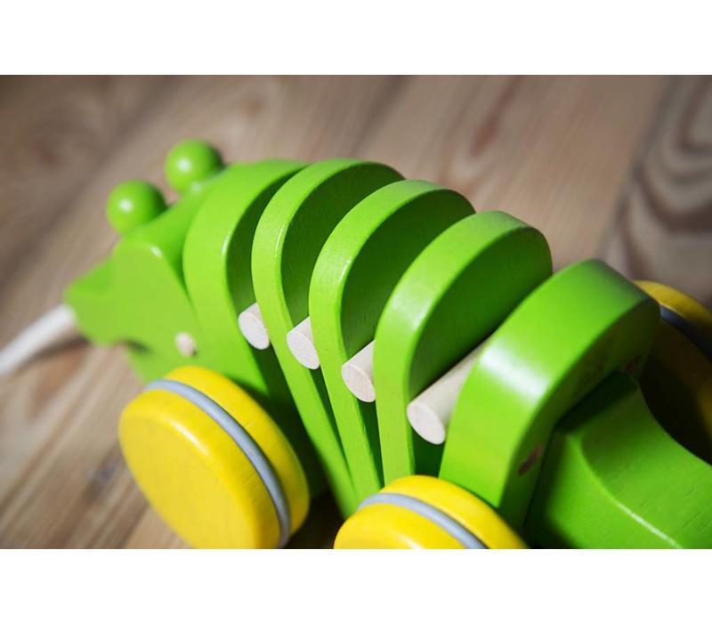 Plan Toys dansende krokodil