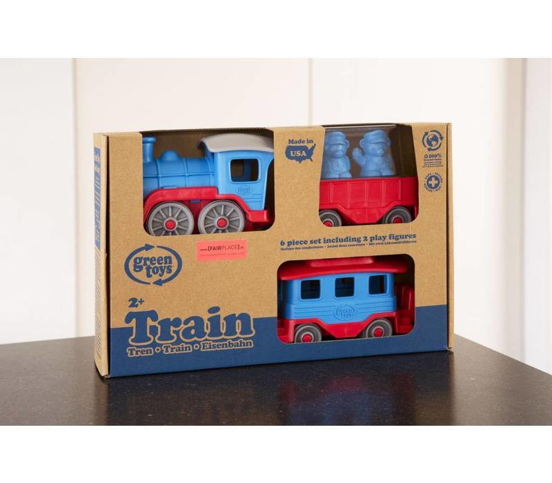 Green Toys trein