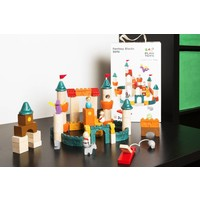 Plan Toys fantasie bouwblokken
