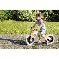 Wishbone loopfiets hout