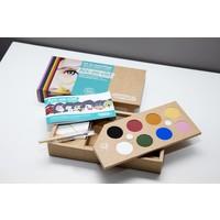 Namaki bioschmink in alle kleuren van de regenboog!