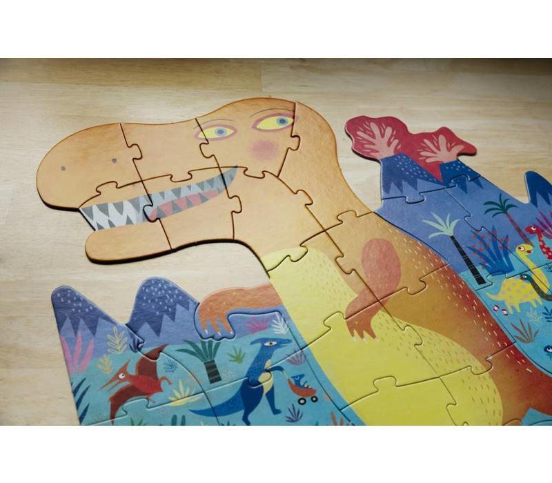 Londji Mijn T-Rex puzzel