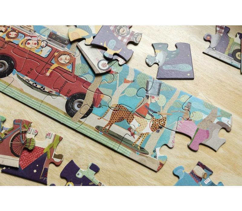 Londji Mijn Driewieler puzzel