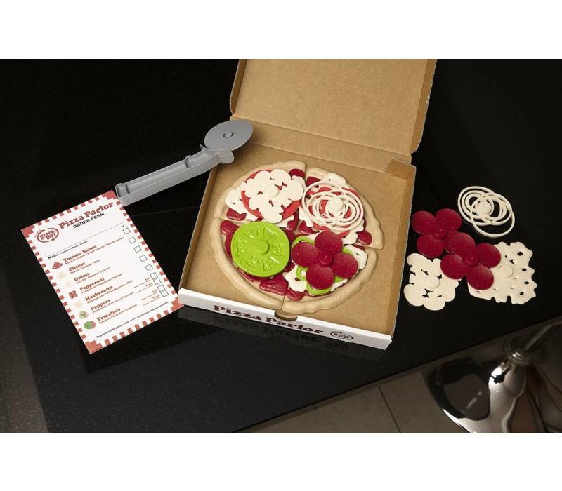 De lekkerste pizza van Green Toys