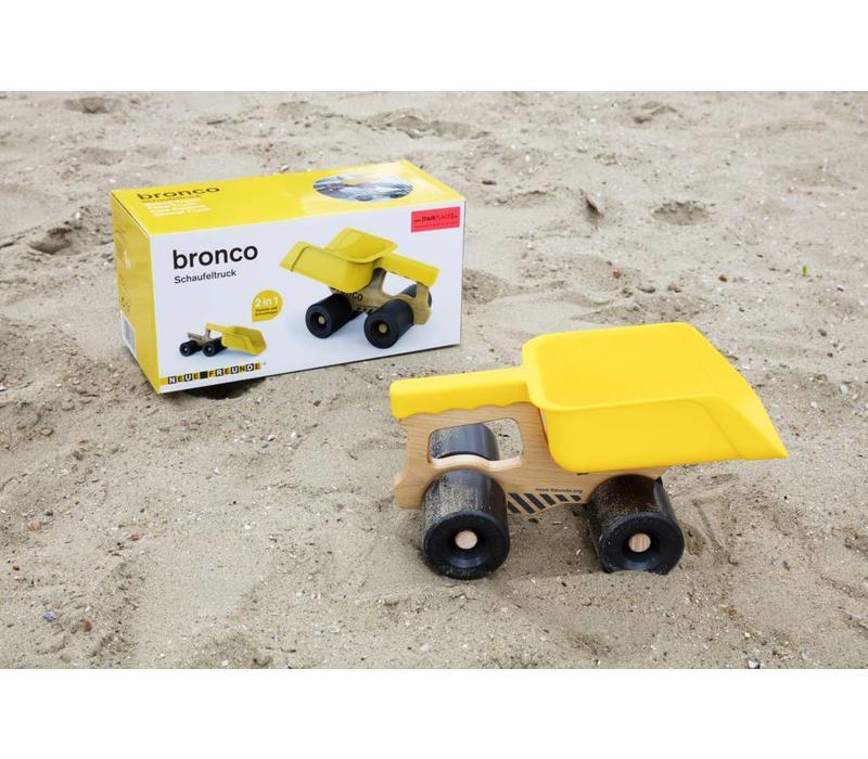 Bronco zandscheptruck