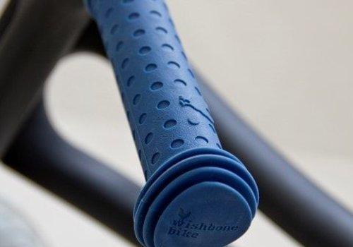 Wishbone Blauwe handvaten