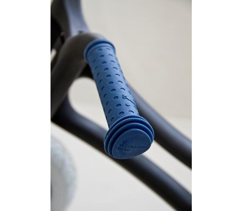 Wishbone handvat blauw