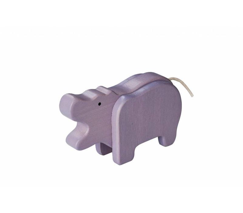 Een nijlpaard in de living? Eentje van EverEarth.