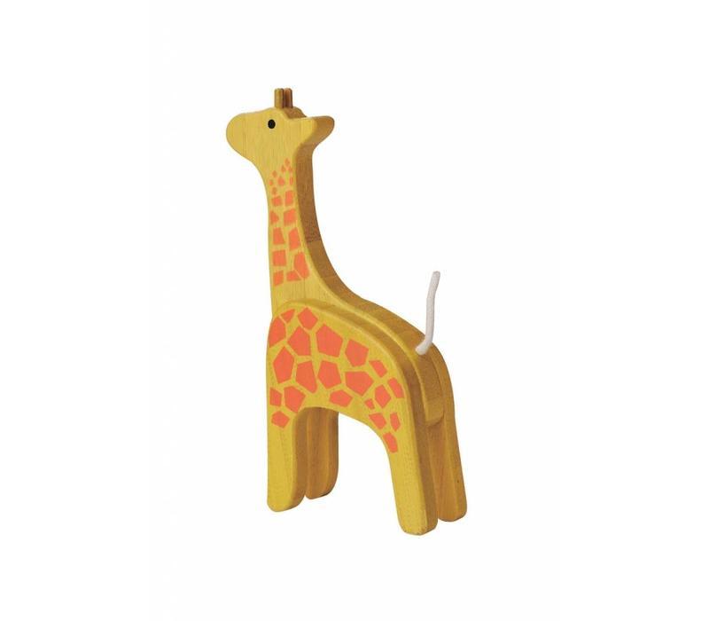 EverEarth giraf in bamboe